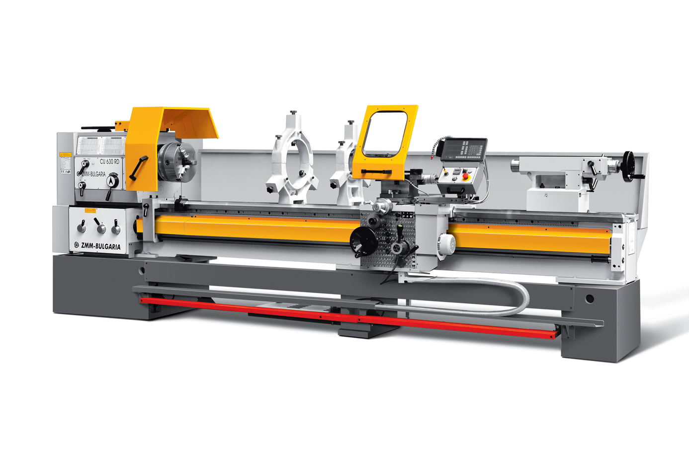 LATHES WITH VARIABLE SPEED CONTROL