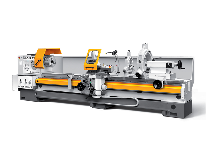 Lathe with variable speed control C10THS