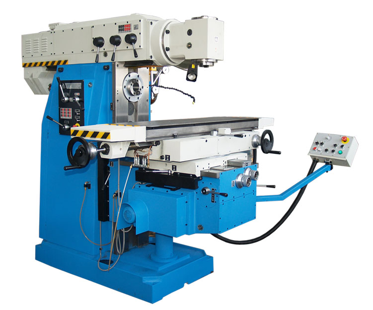 Universal - Vertical Milling Machines