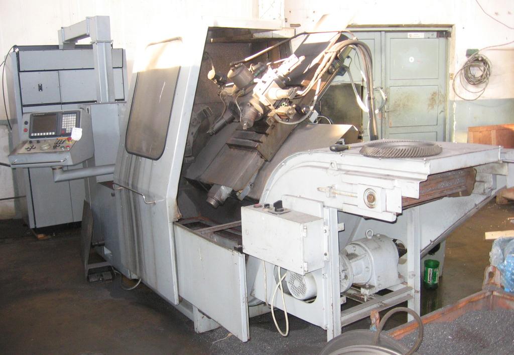 Lathe TZC 32 - system TSD