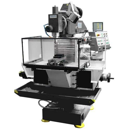 Universal - Vertical Milling Machines FNX 30P
