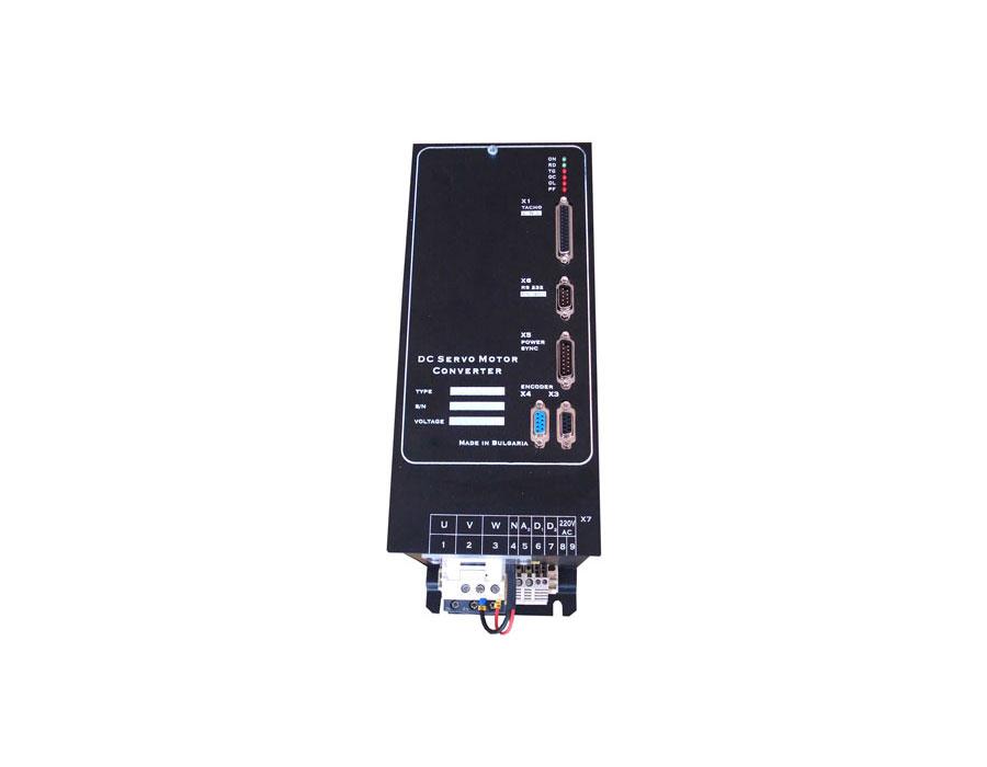 12XXX WSM series digital thyristor converters for servo drives