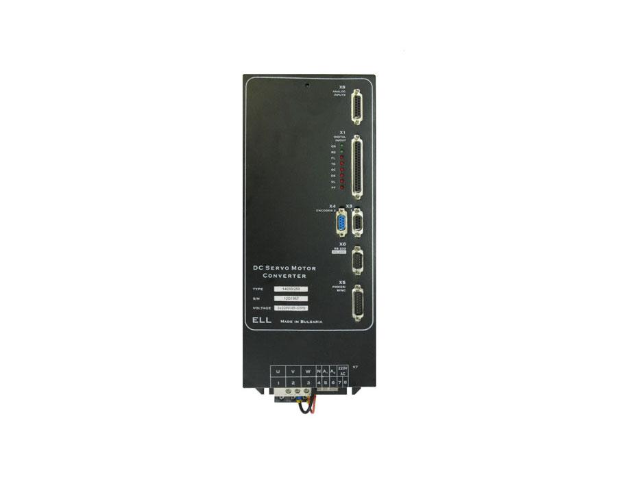 14XXX series digital thyristor converters for servo drives