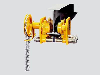 Geared Trolley RK