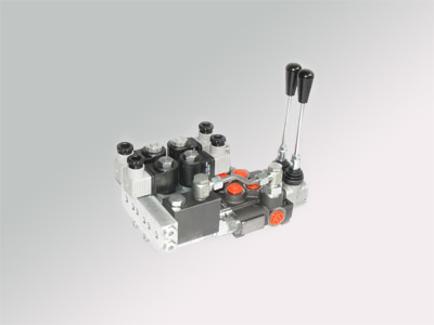 Monoblock And Sectional Valves with Electro-hydraulic Control