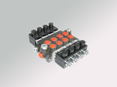 Monoblock and Sectional Valves - Solenoid Control