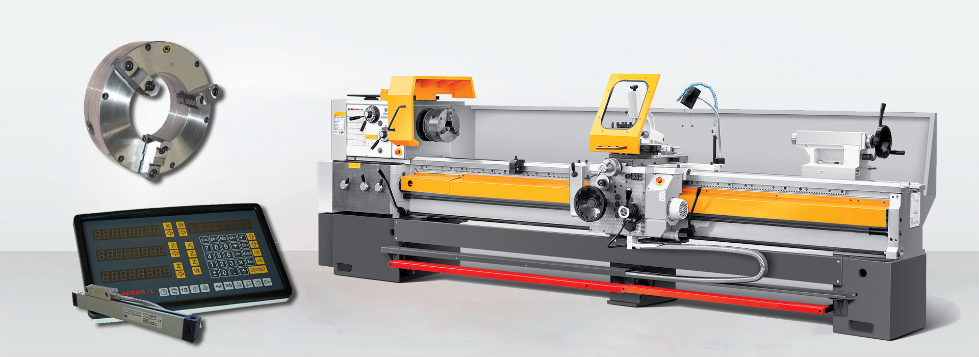 UNIVERSAL LATHE MACHINES